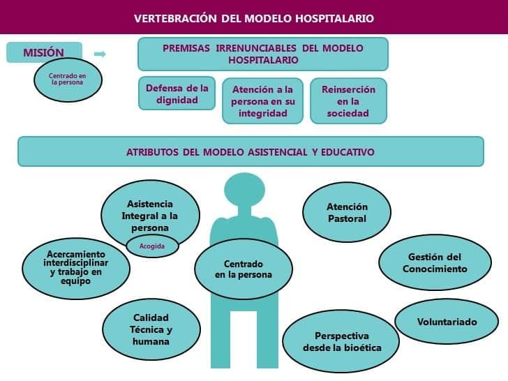 Modelo asistencial
