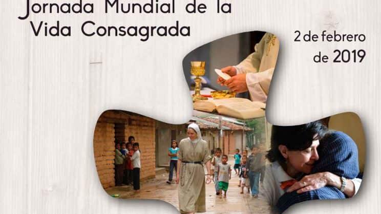 JORNADA MUNDIAL DE LA VIDA CONSAGRADA
