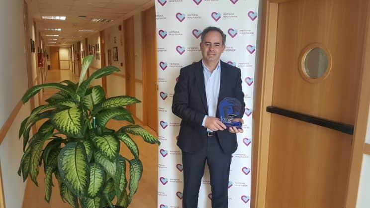 Premio ComputerWorld a la transformación digital