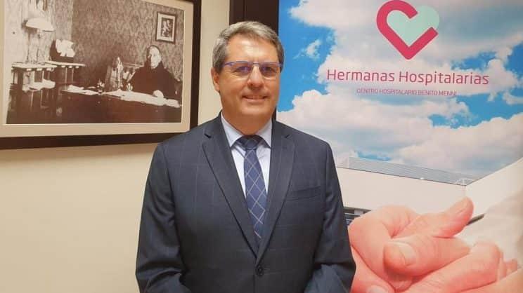 Nuevo gerente Benito Menni Valladolid