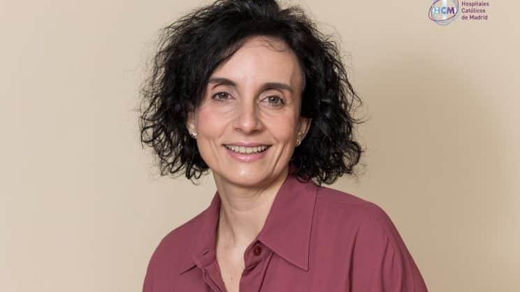 210330 Olga Gines, nueva presidenta de Hospitales Católicos de Madrid