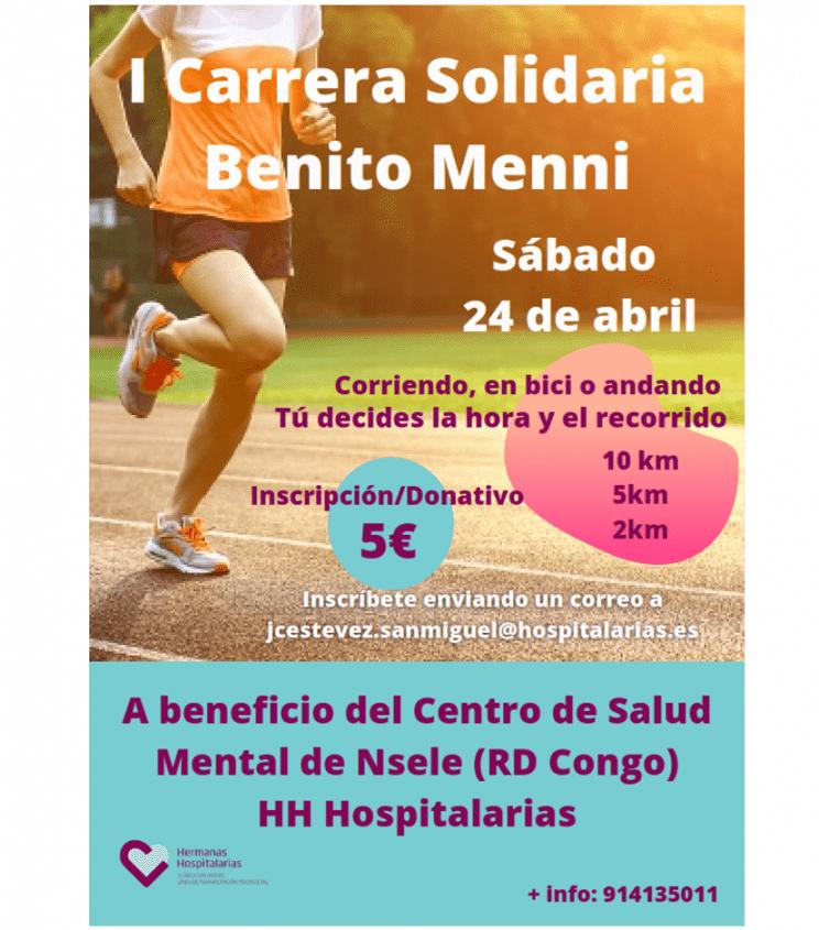 Carrera Solidaria Benito Menni