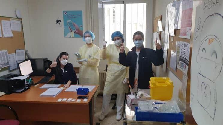 Vacunación frente al Covid-19