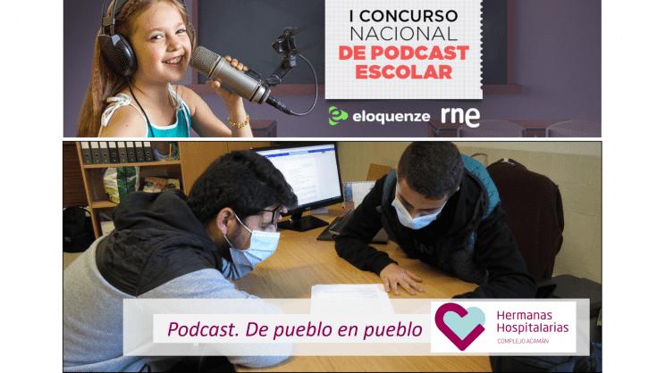 Concurso Nacional de Podcast Escolares