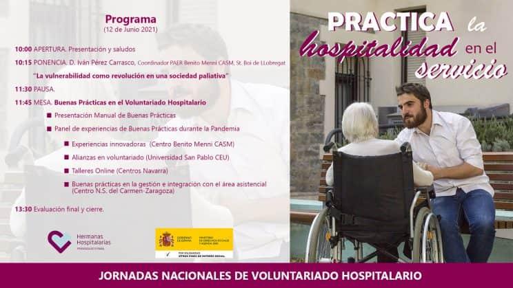 encuentro nacional voluntariado hospitalario