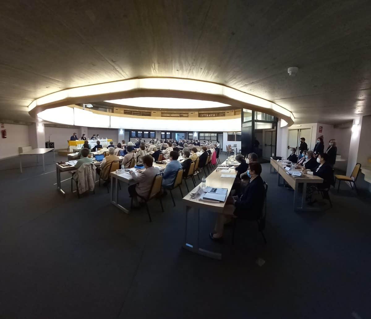 Tercera Jornada de la I Asamblea de Evaluación