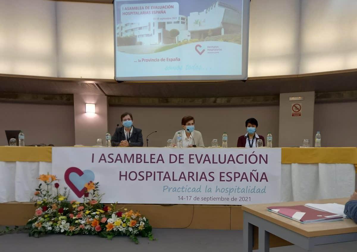 Clausura I Asamblea de Evaluación Hospitalarias España