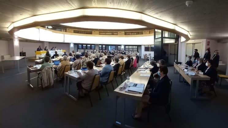 Tercera Jornada de la Asamblea de Evaluación Hospitalarias España
